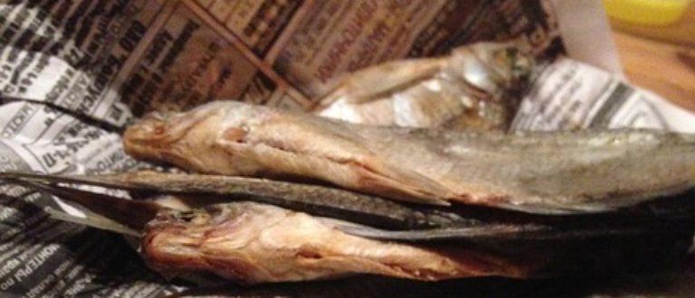 Article : Kitoyo, le poisson salé