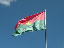 Drapeau du Burkinafaso-wikipedia.com