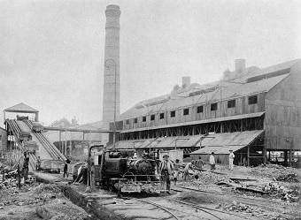 Exploitation du cuivre en 1917-wikimedia commons
