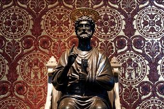 Statut de l'Apôtre Pierre-romapedia.blogpost.org
