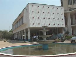 Bureaux de la mairie de Lubumbashi crédit photo-lacroisette.org
