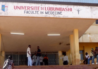 fac de medecine de l'université de lubumbashi crédit photo-flickr.com