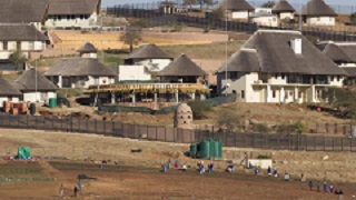 résidence sécondaire du président sud-africain à N'kadla-rfi.fr