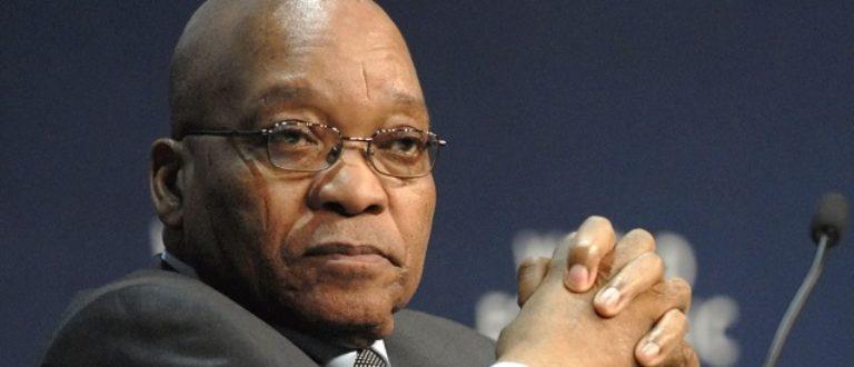 Article : Jacob Zuma : un président bling-bling