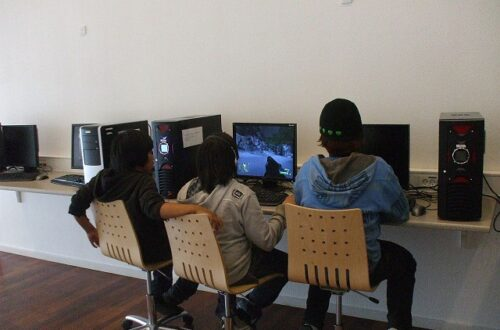 Article : Mondoblogueur des cybercafés