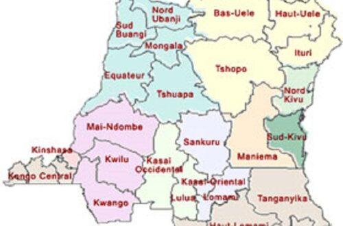 Article : Le Congo de Lumumba: 55 ans après*