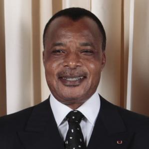 Son excellence Dénis Sassou Nguessou du Congo-Brazza pense que sa constitution est lavable et biodégradable. Crédit photo: wikimédias.org